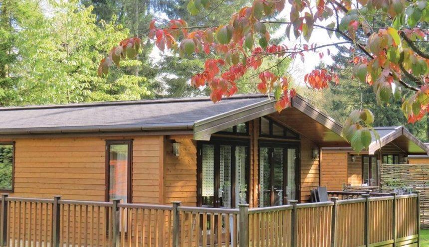 Landal Darwin Forest Lodge
