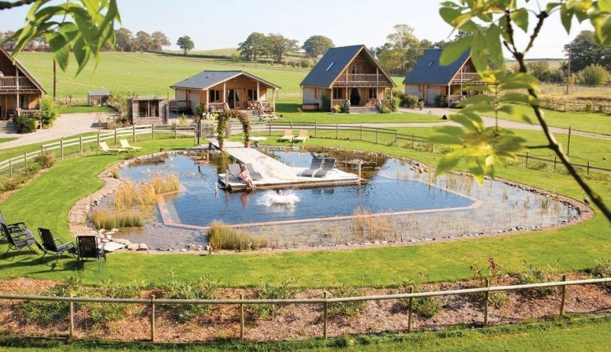 Oasis Lodges Outdoors
