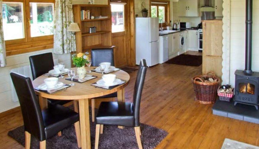 Cropvale Lodge Interior