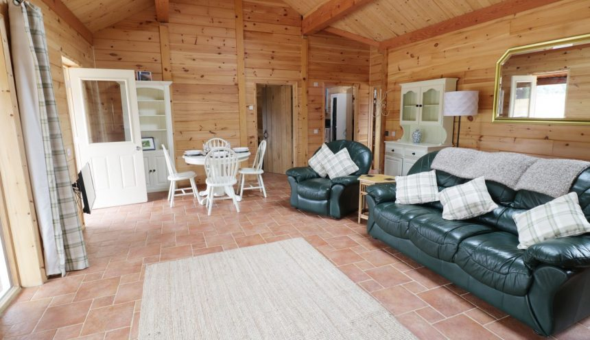 The Lodge Bampton Interior