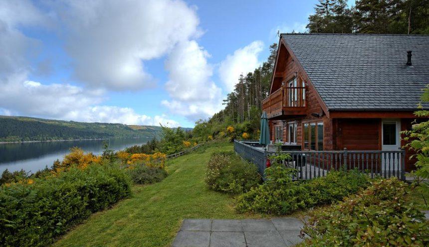 Lodges on Loch Ness Lodge