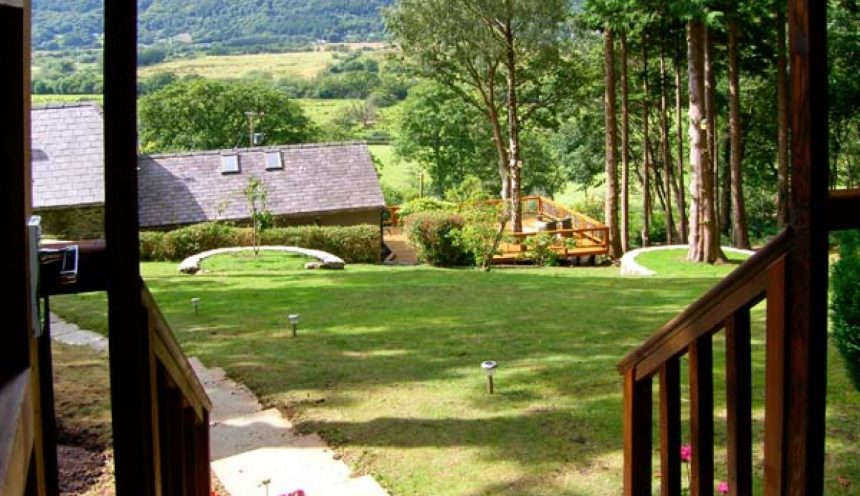 Bluebell Cottage View