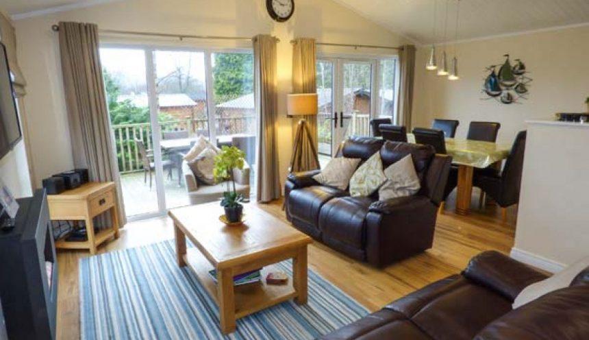 Claife View Lodge Lounge