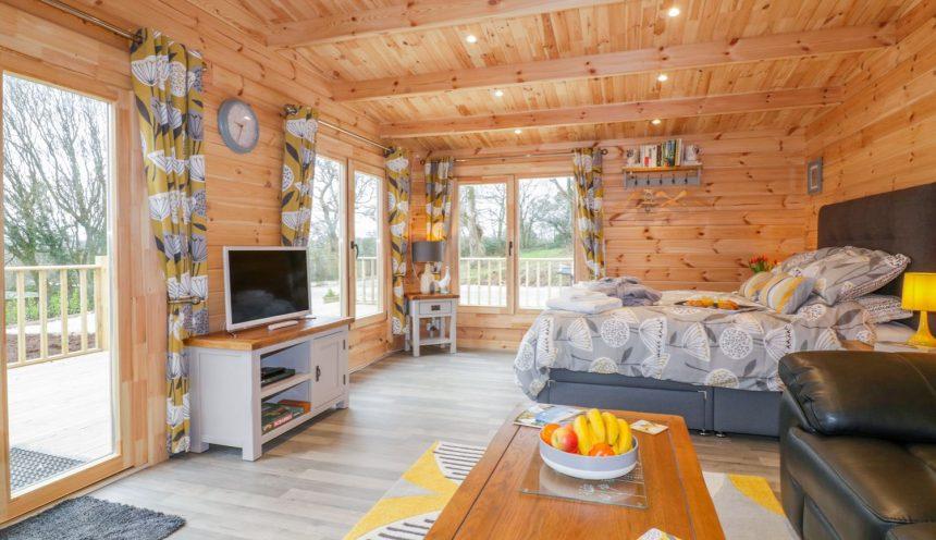 Little Orchard Lodge Interior