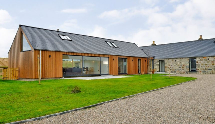 The Steading Lodge
