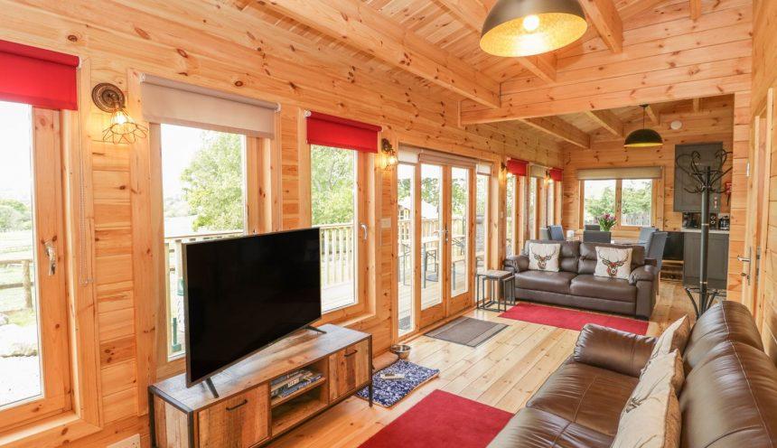 Sunnyside Lodge Interior