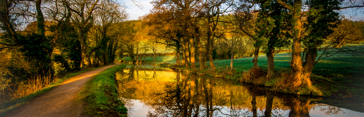 Brecon Canal, Monmouthshire